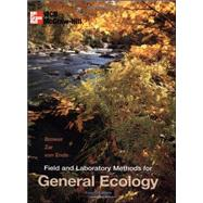 Field and Laboratory Methods for General Ecology by Brower, James; Zar, Jerrold; N. von Ende, Carl, 9780697243584