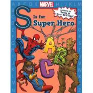 S is for Super Hero by Wong, Clarissa; Pierfederici, Mirco, 9781484723586