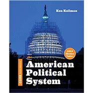 The American Political System by Kollman, Ken, 9780393283587