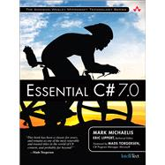 Essential C# 7.0 by Michaelis, Mark, 9781509303588