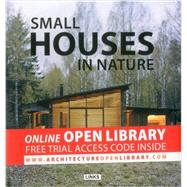 Small Wood Houses in Nature by Broto, Carles, 9788415123590