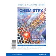 Chemistry A Molecular Approach, Books a la Carte Edition by Tro, Nivaldo J., 9780134113593