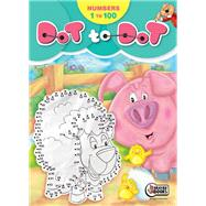Dot to Dot, 1-100 by Beaver Books, 9781770663596