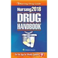 Nursing2018 Drug Handbook by Unknown, 9781496353597