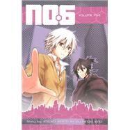 No. 6 Volume 5 by ASANO, ATSUKOKINO, HINOKI, 9781612623597