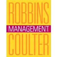 Management by Robbins; Coulter, 9780133043600