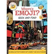 Where's Emoji? Seek and Find by Sizzle Press, 9781499803600