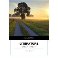 Literature a Pocket Anthology Plus 2014 MyLiteratureLab -- Access Card Package by Gwynn, R. S., 9780321993601
