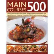 Main Courses 500 by Fleetwood, Jenni, 9781780193601