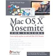 MAC OS X Yosemite for Seniors by Studio Visual Steps, 9789059053601