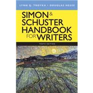 Simon & Schuster Handbook for Writers by Troyka, Lynn Quitman; Hesse, Doug, 9780205903603