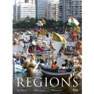 Realms, Regions and Concepts by de Blij, 9781118093603