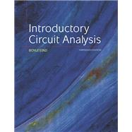 Introductory Circuit Analysis by Boylestad, Robert L., 9780133923605