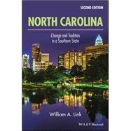 North Carolina by Link, William A., 9781118833605