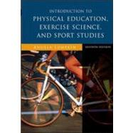 Introduction to Physical Education, Exercise Science, And Sport Studies by Lumpkin, Angela, 9780073523606