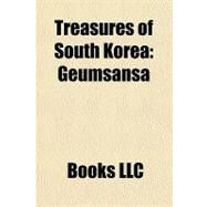 Treasures of South Kore : Geumsansa by , 9781156203606