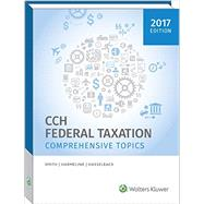 Federal Taxation 2017 by Smith, Ephraim P.; Harmelink, Philip J.; Hasselback, James R., 9780808043607