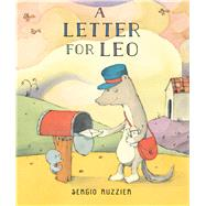A Letter for Leo by Ruzzier, Sergio, 9780544223608