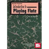 Introduction to Playing Flute by Maroni, Joe, 9780786643608