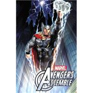 Marvel Universe All-New Avengers Assemble Vol. 3 by Caramagna, Joe, 9780785193609