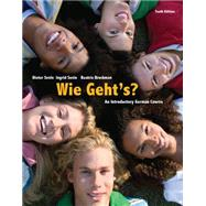 Wie geht's? by Sevin, Dieter; Sevin, Ingrid; Brockman, Beatrix, 9781285733609