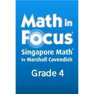 Math in Focus: Book A, Grade 4 by Houghton Mifflin Harcourt, 9780544193611