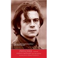 Pedigree by Modiano, Patrick; Polizzotti, Mark, 9780300223613