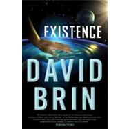 Existence by Brin, David, 9780765303615