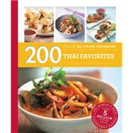 200 Thai Favorites by Cheepchaiissara, Oi, 9780600633617