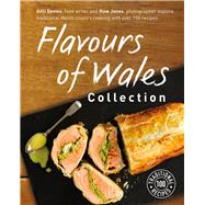 Flavours of Wales Collection by Davies, Gilli; Jones, Huw, 9781909823617