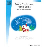 More Christmas Piano Solos - Level 1 by Hal Leonard Publishing Corporation, 9781423483618
