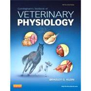 Cunningham's Textbook of Veterinary Physiology (Book with Access Code) by Klein, Bradley G., 9781437723618