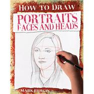 Portraits, Faces and Heads by Bergin, Mark, 9781912233618