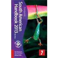 South American Handbook, 89th by Ben Box, 9781907263620