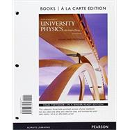 University Physics with Modern Physics, Books a la Carte Plus MasteringPhysics with eText -- Access Card Package by Young, Hugh D.; Freedman, Roger A., 9780133983623