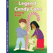 The Legend of the Candy Cane 6pk: E4683 - Activity Book by Warner Press, 9781593173623