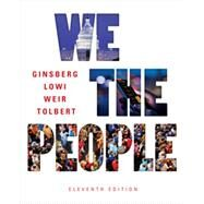 We the People by Ginsberg, 9780393283624