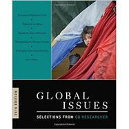Global Issues 2016 by Cq Researcher, 9781506343624