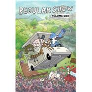 Regular Show Vol. 1 by Green, KC; Strejlau, Allison, 9781608863624