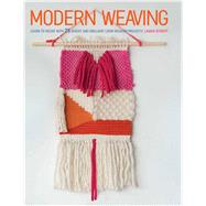 Modern Weaving by Strutt, Laura, 9781782493624