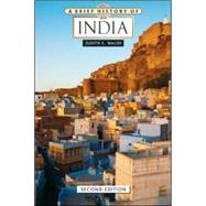 A Brief History of India by Walsh, Judith E., 9780816083626