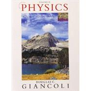 Physics Principles with Applications Volume II (Chapters 16-33) by Giancoli, Douglas C., 9780321733627