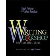 Writing Workshop by Fletcher, Ralph, 9780325003627