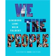 We the People by Ginsberg, 9780393283631