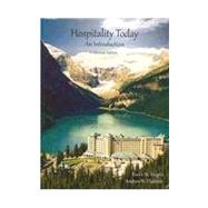 Hospitality Today: An Introduction by Angelo, Rocco M.; Vladimir, Andrew, 9780866123631