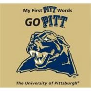 My First Pittsburgh Words Go Pitt by Mcnamara, Connie, 9780062203632