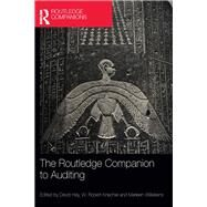 The Routledge Companion to Auditing by Hay; David, 9780415633635