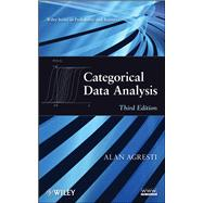 Categorical Data Analysis by Agresti, Alan, 9780470463635