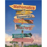 Mathematics For Elementary School Teachers by Fierro,Ricardo D., 9780538493635