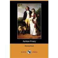 Ashton Priory by Anonymous, 9781409983637